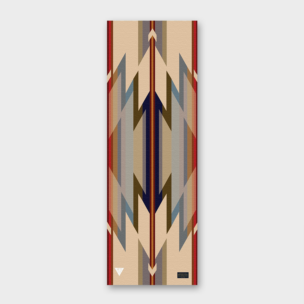 Pendleton Woolen Mills USA X Yeti Yoga Mat - Wyeth Trail