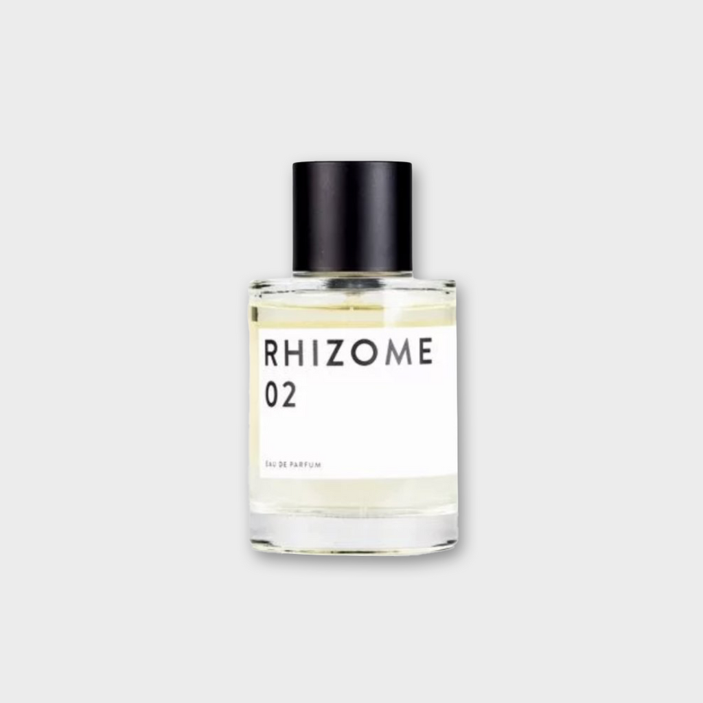 Rhizome Project Eau De Parfum No 02 - cedar, leather, labdanum & vanilla 100ml