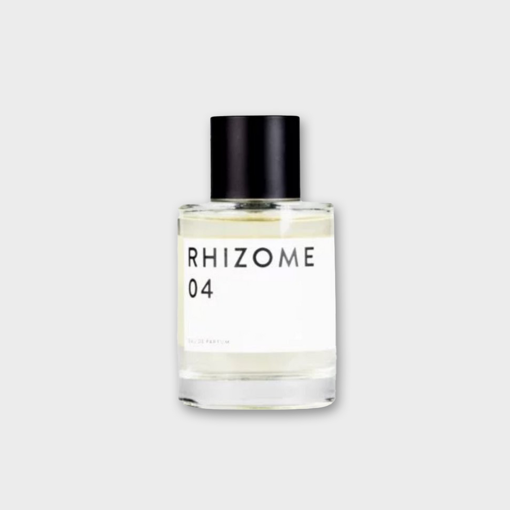 Rhizome Project Eau De Parfum No 04 - oud, vetiver & white musk 100ml