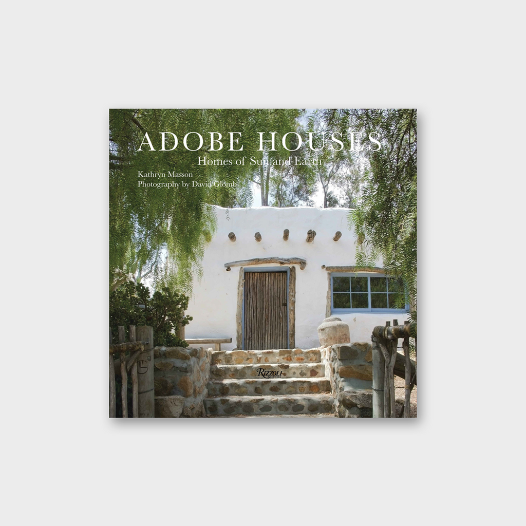 Adobe Houses - Homes Of Sun And Earth Book