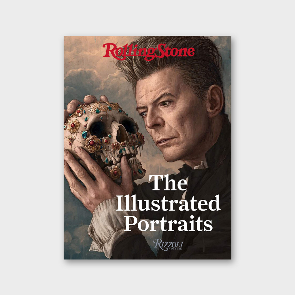 Rolling Stone - The Illustrated Portraits Book