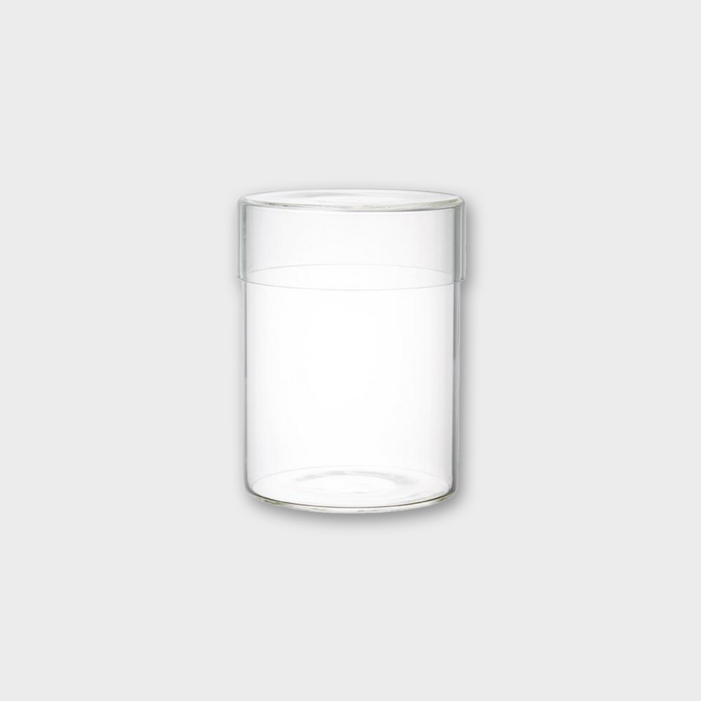 Kinto Japan Schale Large Glass Storage / Plant Case - Clear 100 x 13mm (800ml)