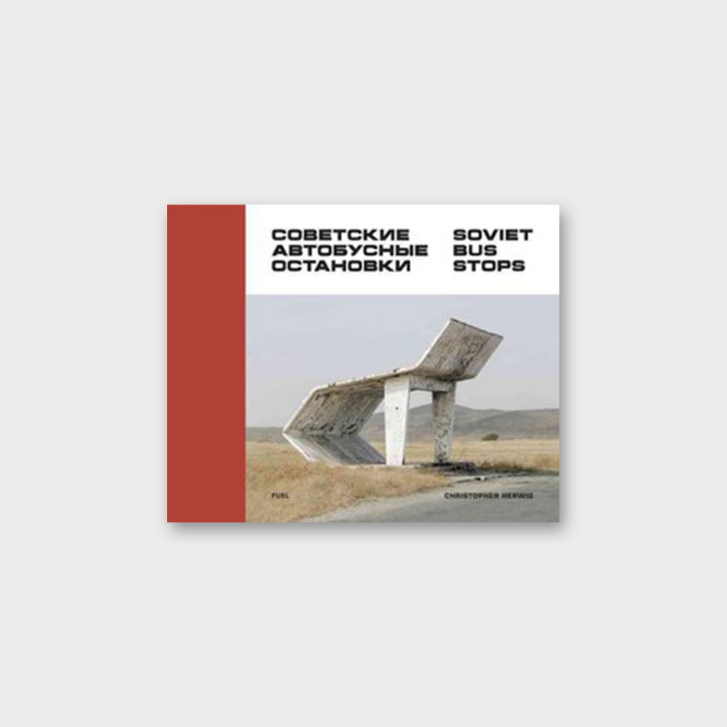 Soviet Bus Stops Book - Vol 1