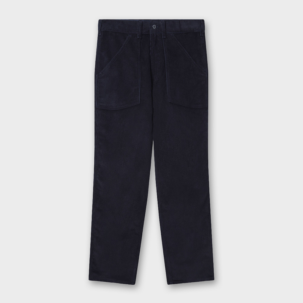 Stan Ray Taper Fatigue Cord Pants - Navy