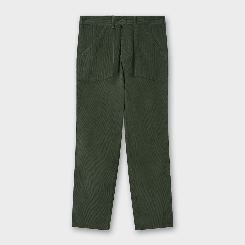 Stan Ray Taper Fatigue Cord Pants - Olive
