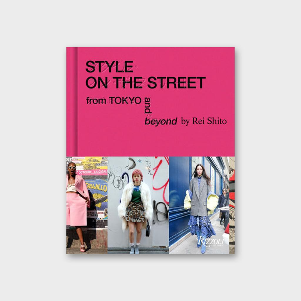 Style On The Street - From Tokyo And Beyond Book