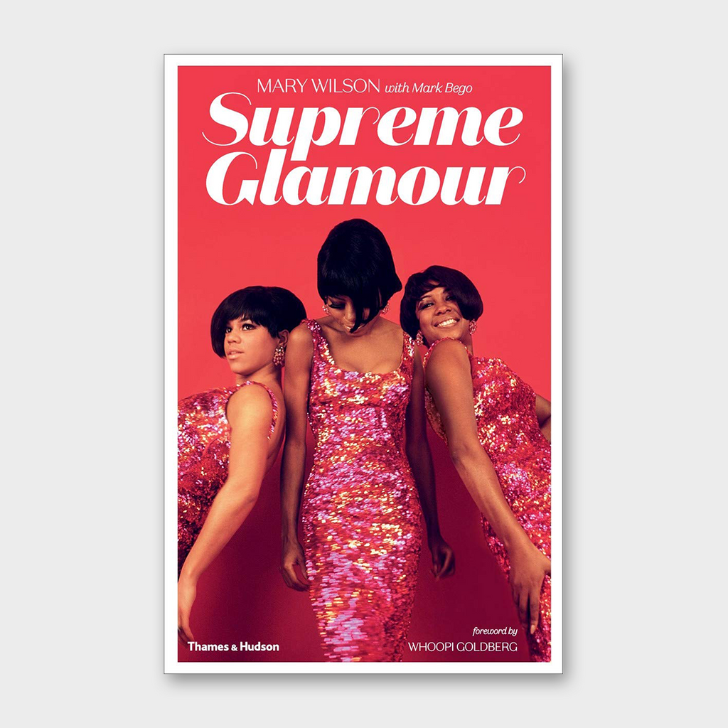 Supreme Glamour by Mary Wilson with Mark Bego Book