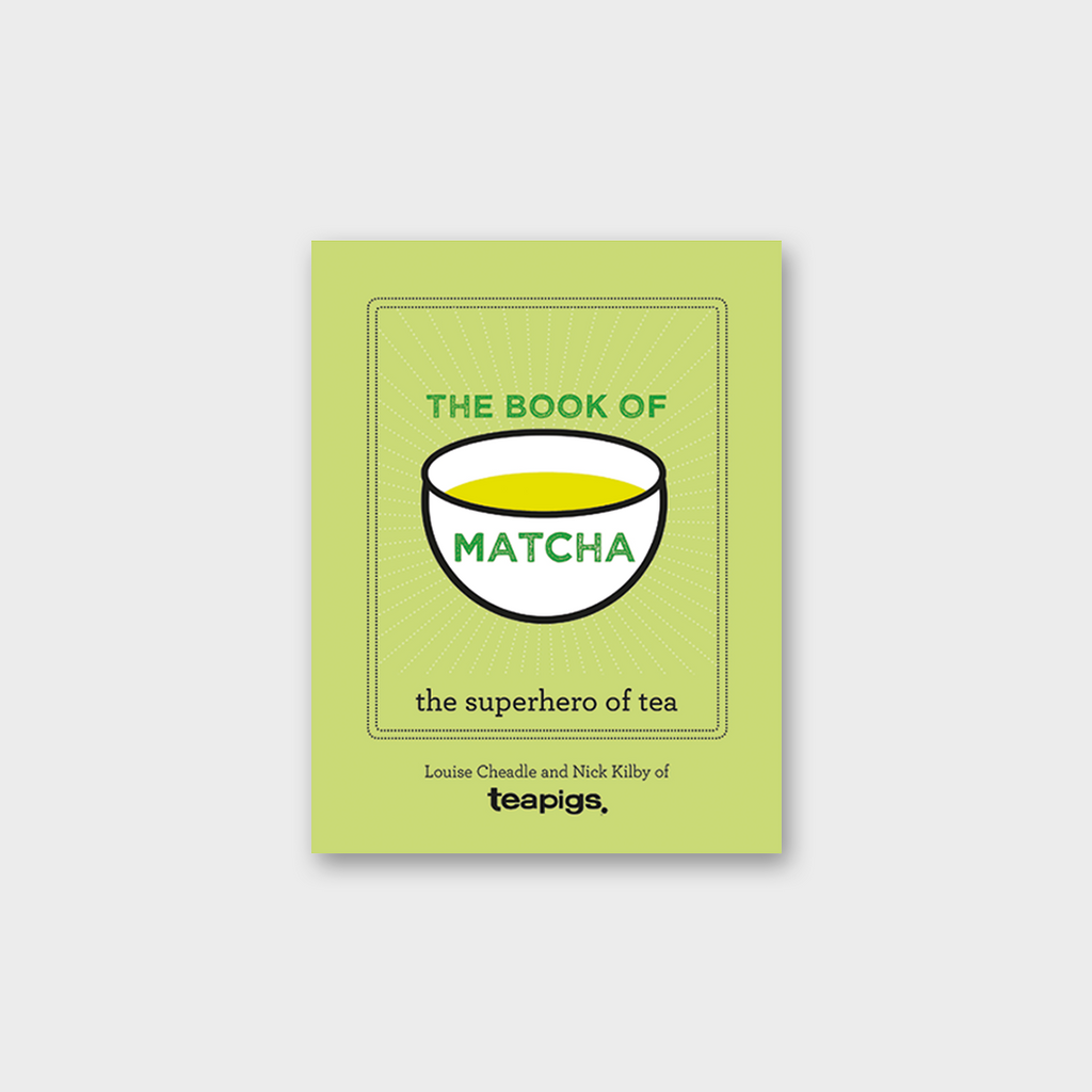 Teapigs - The Book Of Macha