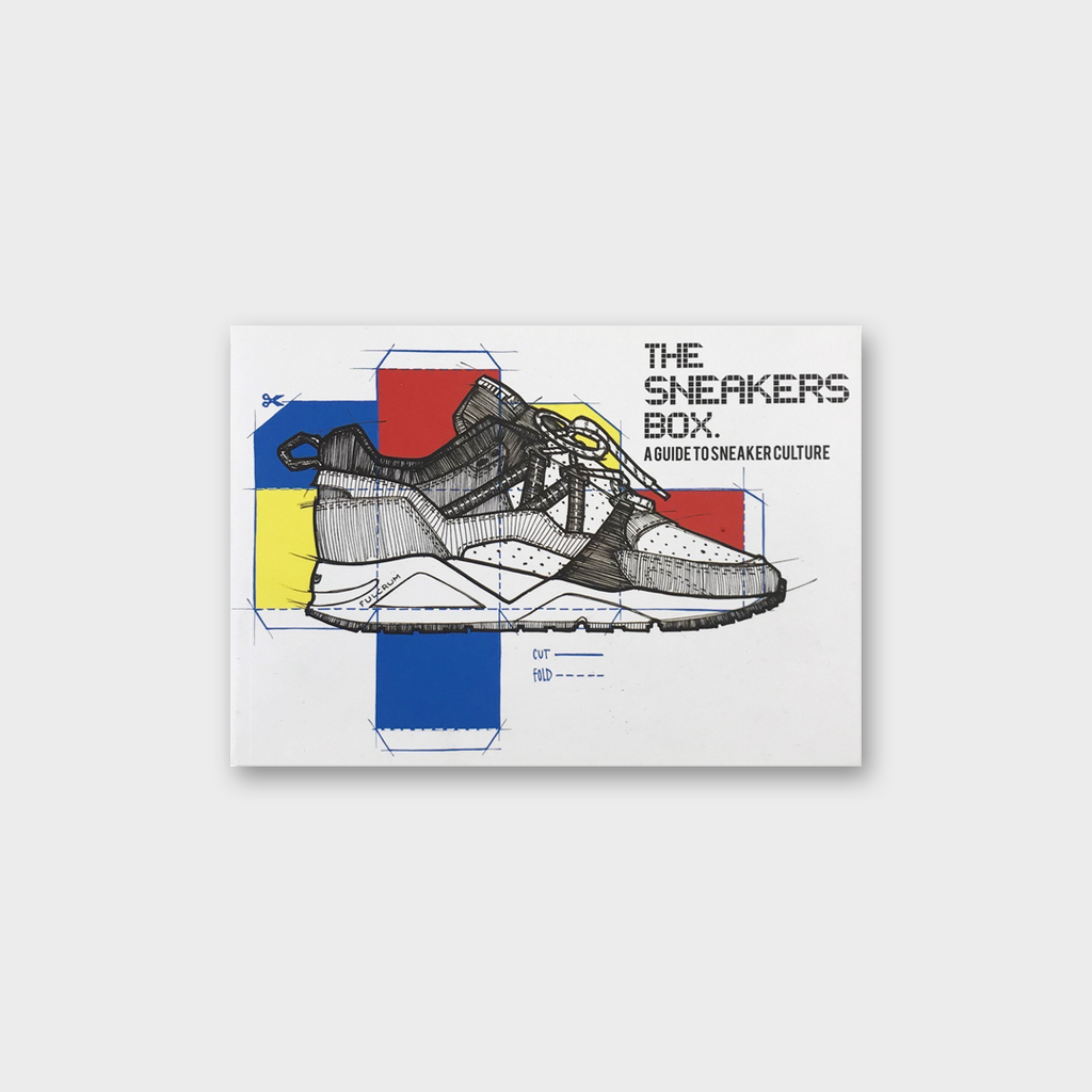 The Sneakers Box - A Guide To Sneakers Culture Book