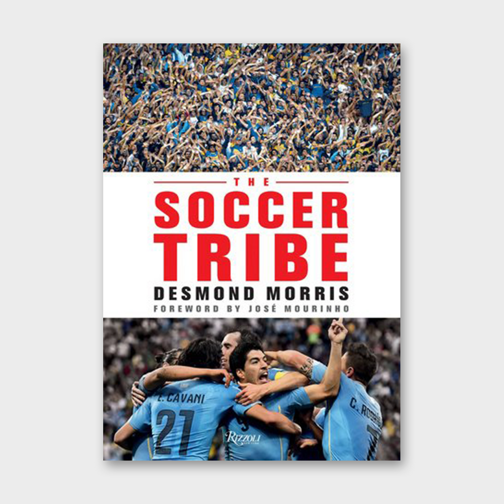 The Soccer Tribe Book