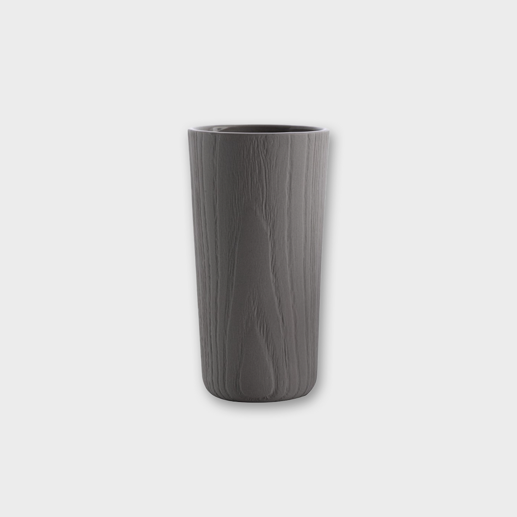 Toast Living MU Porcelain Water Cup - Grey