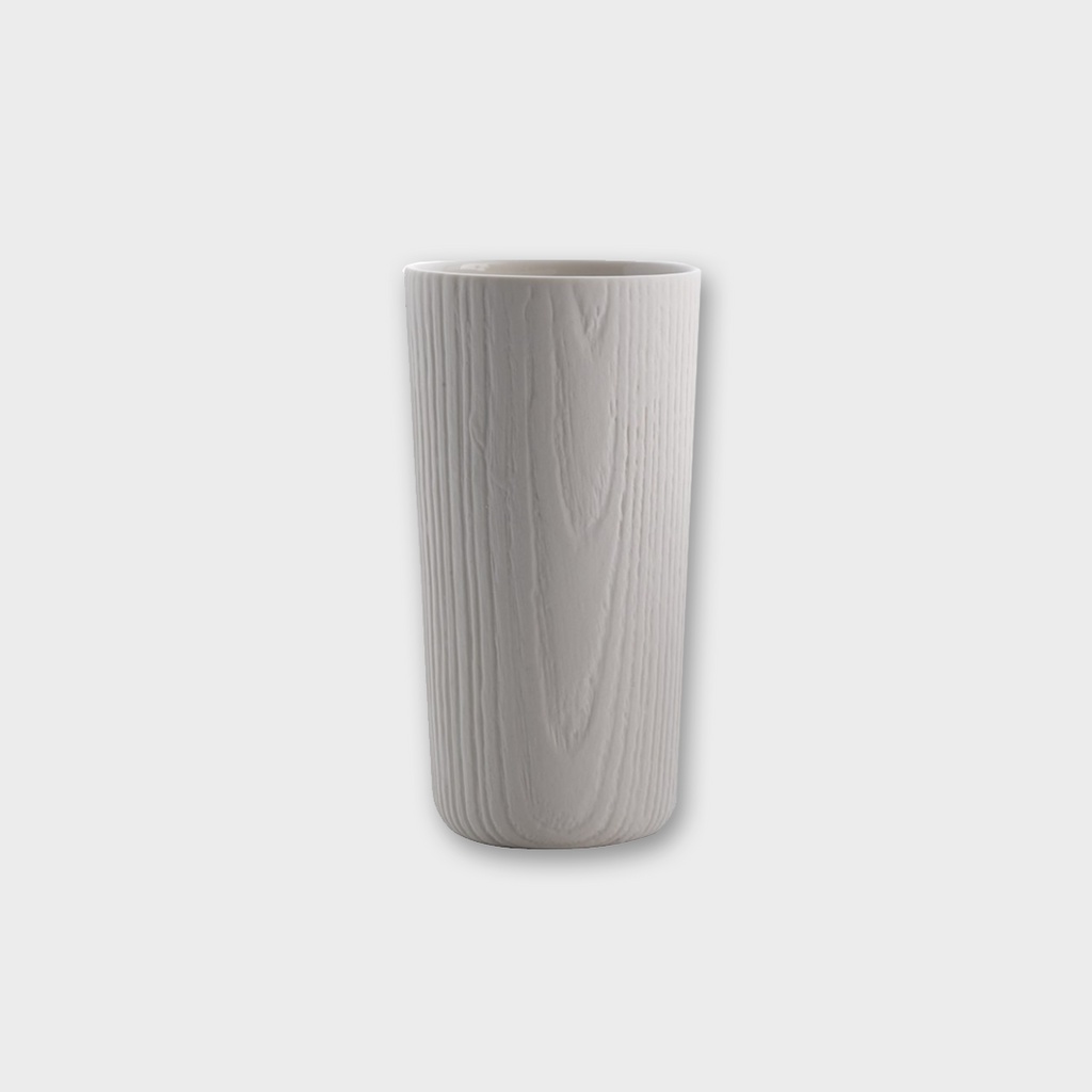 Toast Living MU Porcelain Water Cup - White