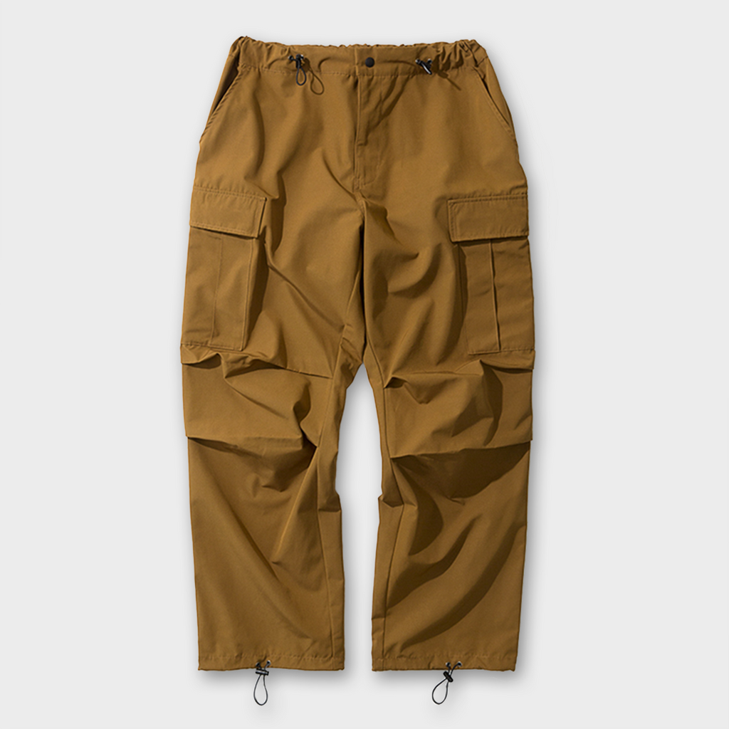 Uniform Bridge M65 Cargo Pants - Brown