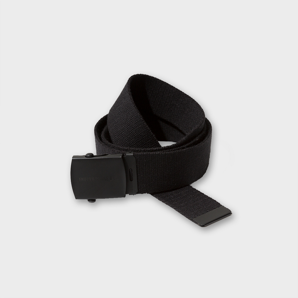 Uniform Bridge OG Logo Army Belt - Black