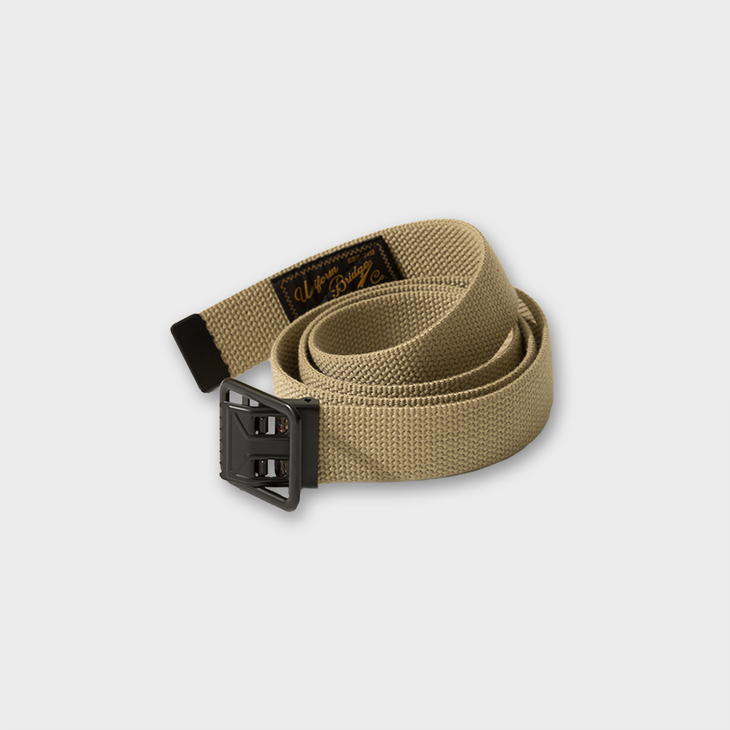 Uniform Bridge WW2 Trouser Belt - Beige