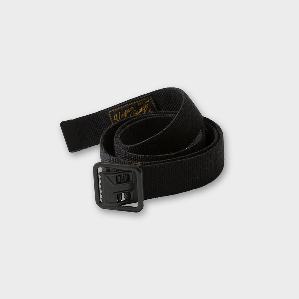 Uniform Bridge WW2 Trouser Belt - Black