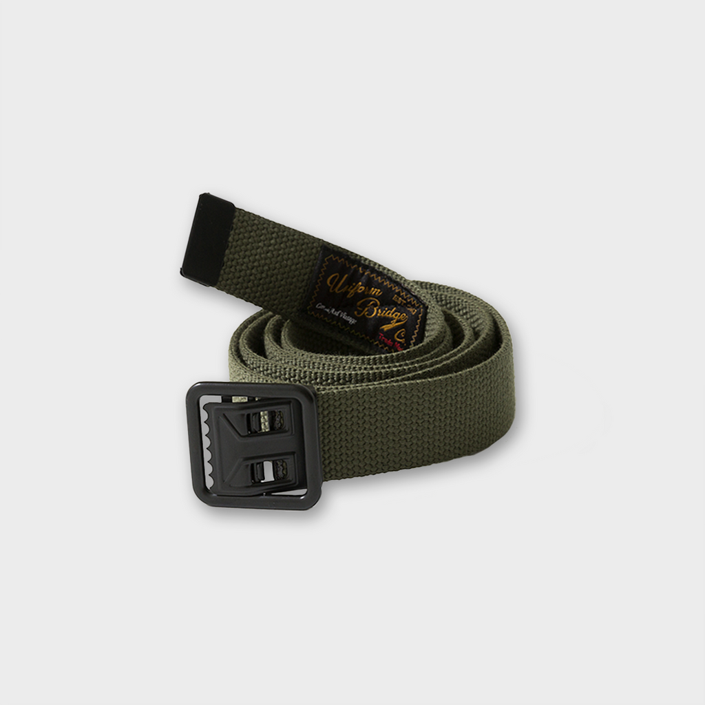 Uniform Bridge WW2 Trouser Belt - Khaki