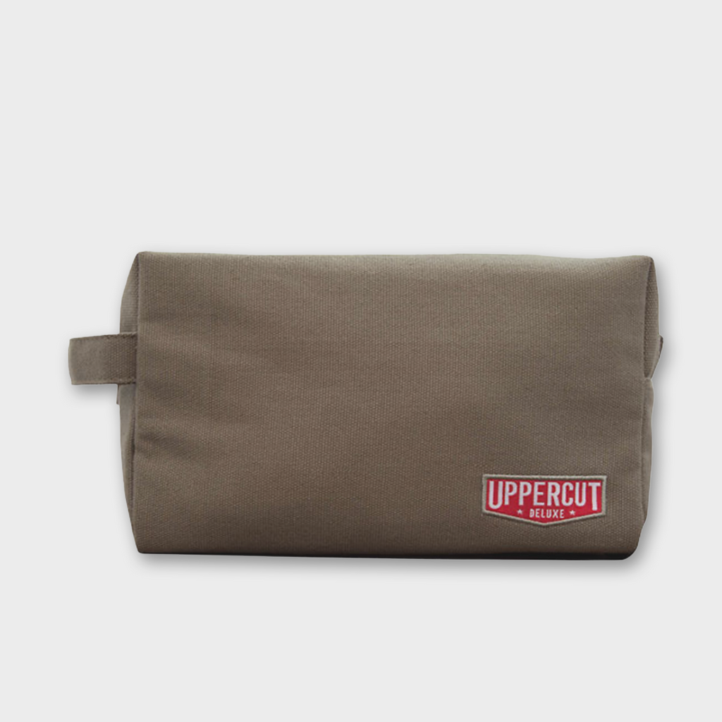 Uppercut Deluxe Wash Bag - Army Green