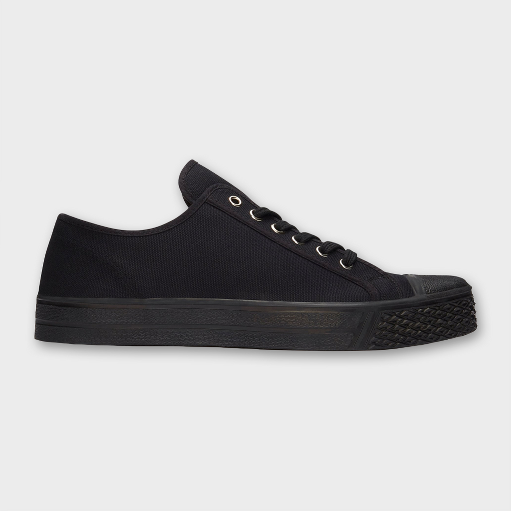 US Rubber Company Military Low Top - Black