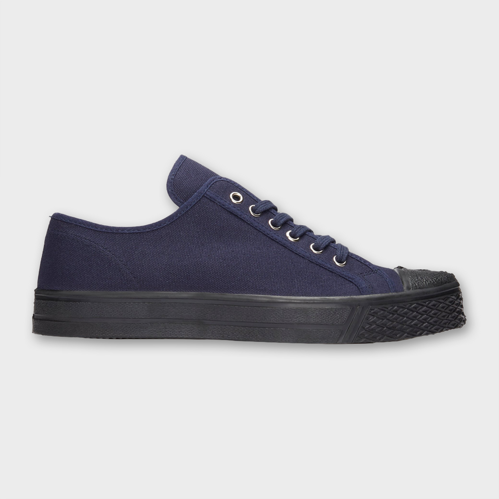 US Rubber Company Military Low Top - Navy