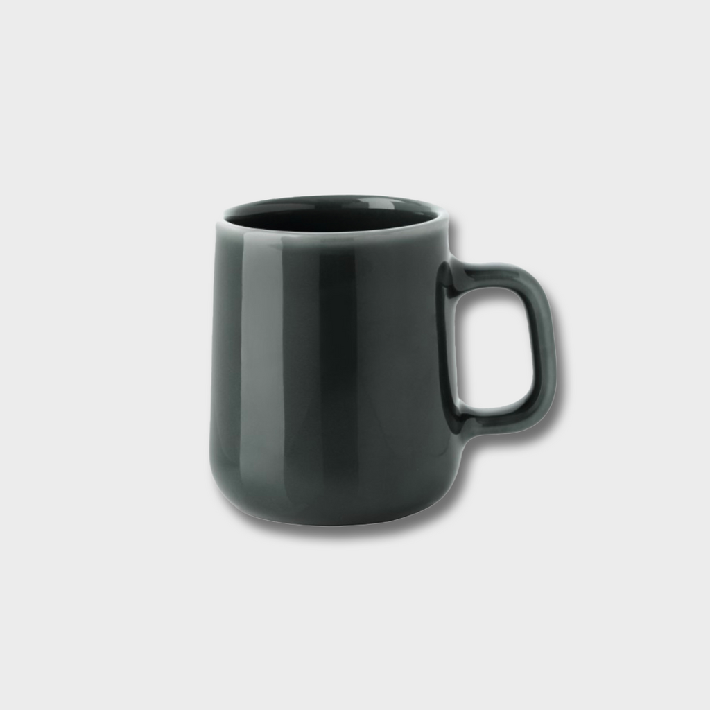 Toast Living H.A.N.D Porcelain Coffee Mug - Midnight Grey