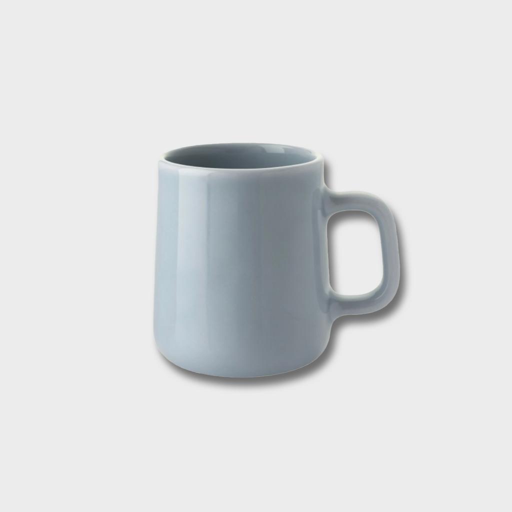 Toast Living H.A.N.D Porcelain Coffee Mug - Smoke Grey