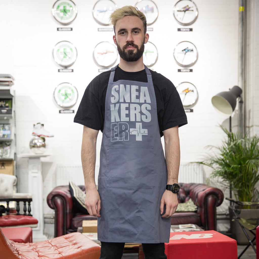 Workshop Sneaker Cleaning Apron