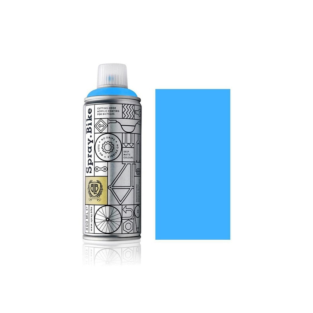 Spray.Bike Bike Paint Fluro collection - Light Blue
