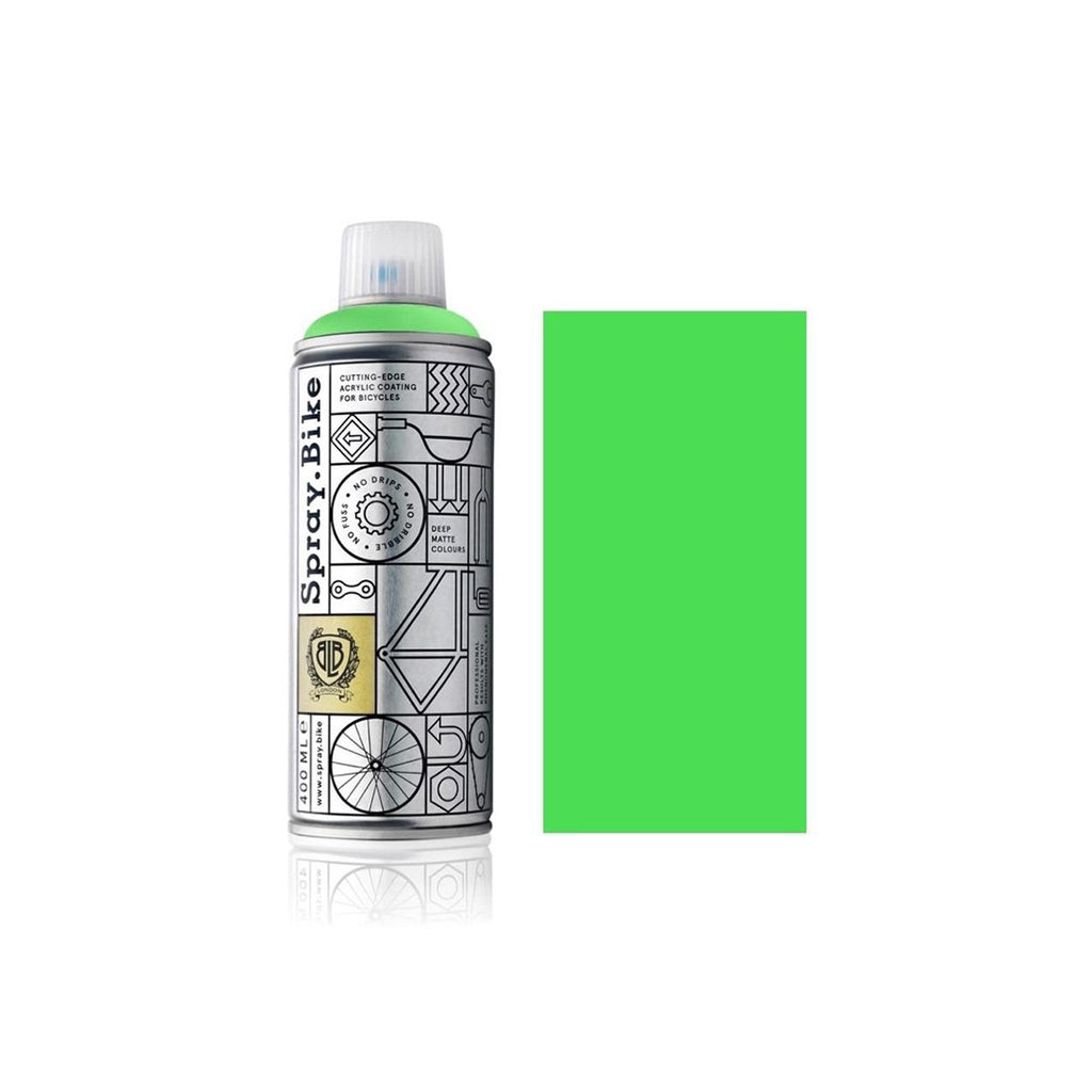 Spray.Bike Bike Paint Fluro collection - Green