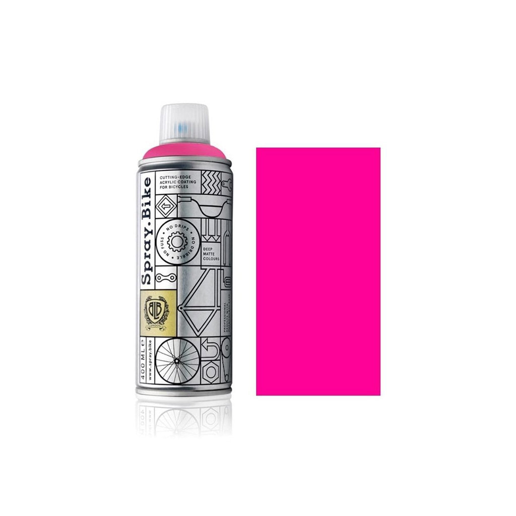 Spray.Bike Bike Paint Fluro collection - Pink