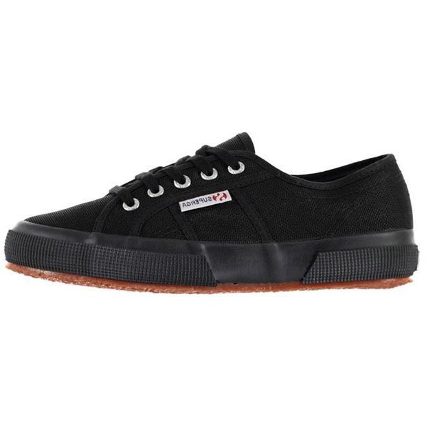 Superga Canvas Trainers - Black