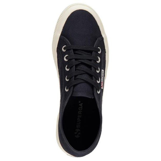 Superga Canvas Trainers - Navy
