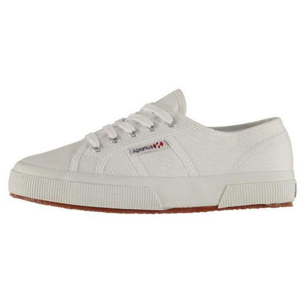 Superga Canvas Trainers - White