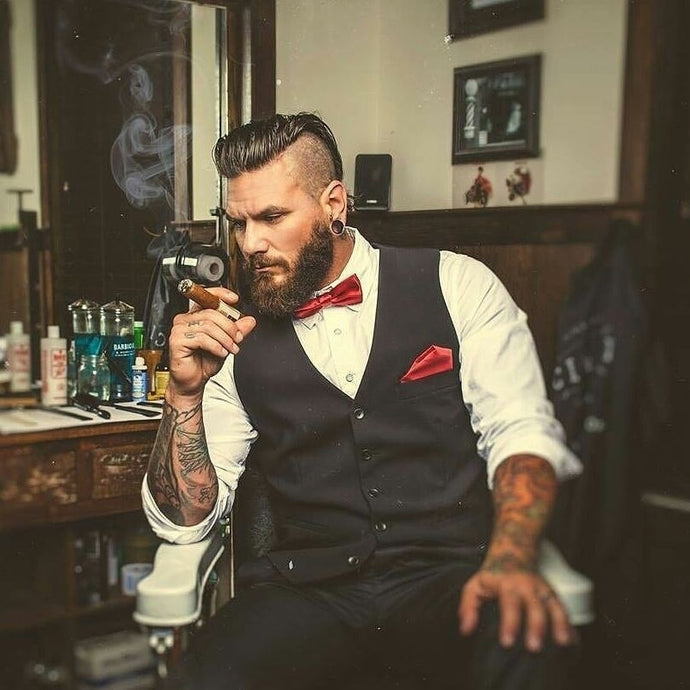 4 Habits To Kick For The Love Of Your Beard