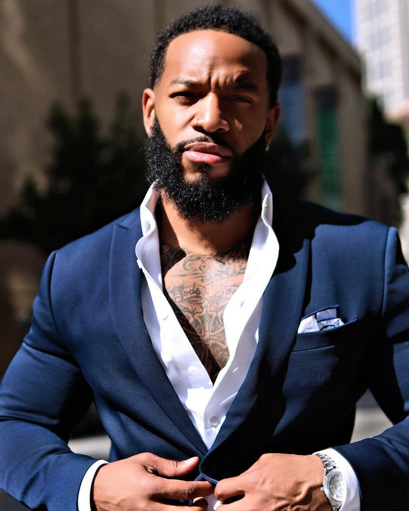 Four Easy Grooming Tips For A Great Looking Beard