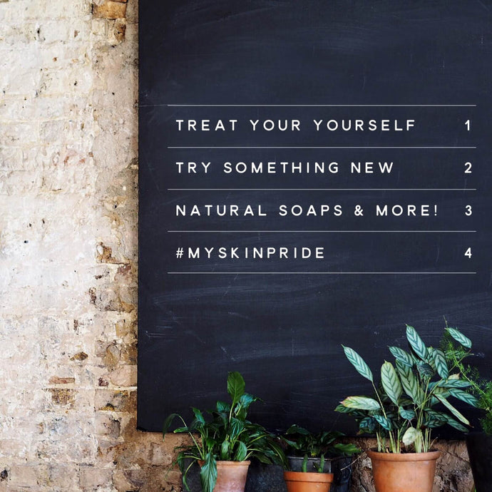 Treat Yourself...Try Something New!