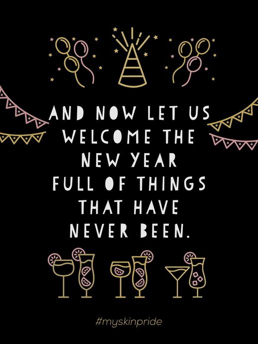 New Year, New Things!