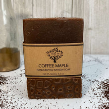 Load image into Gallery viewer, Coffee Maple Soap - My Skin Pride