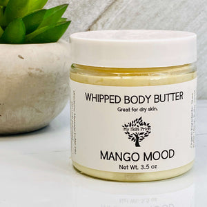 Mango Mood Whipped Body Butter