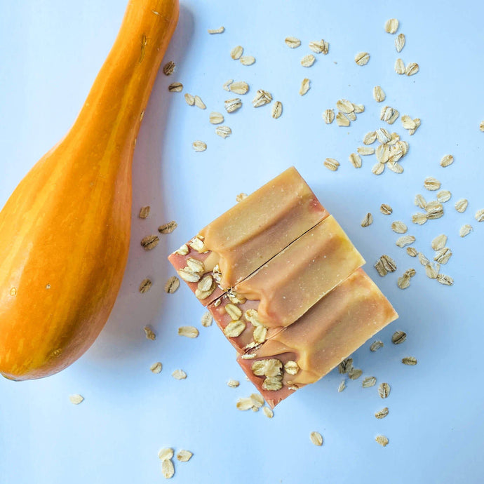 Pumpkin Oats Soap