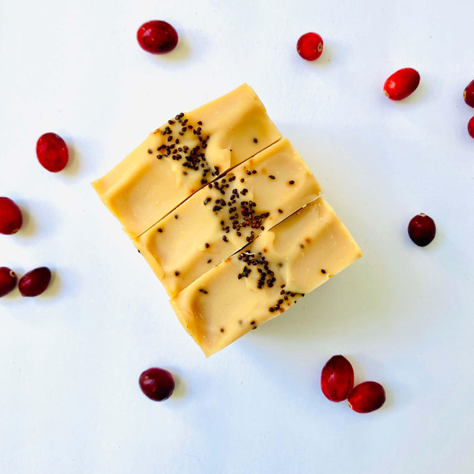 Cranberry Spice Soap