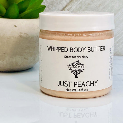 Just Peachy Whipped Body Butter
