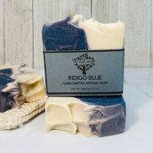 Load image into Gallery viewer, Indigo Blue Soap - My Skin Pride