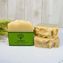 Load image into Gallery viewer, Bamboo Soap - My Skin Pride