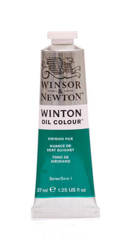 Winsor & Newton Winton Oil 37ml - Art Supplies NZ
