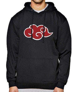 AKATSUKI RED CLOUD HOODY