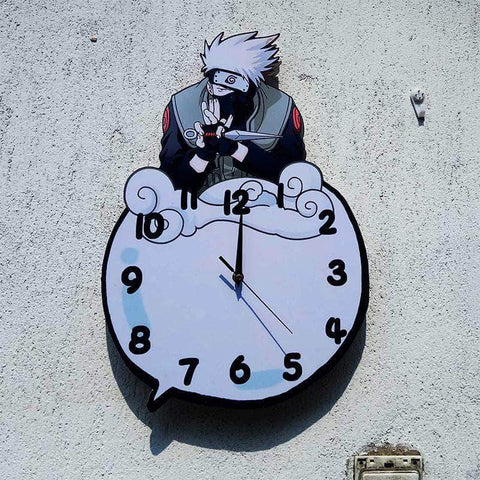 Characters Wall Pendant Clock Decoration Gifts