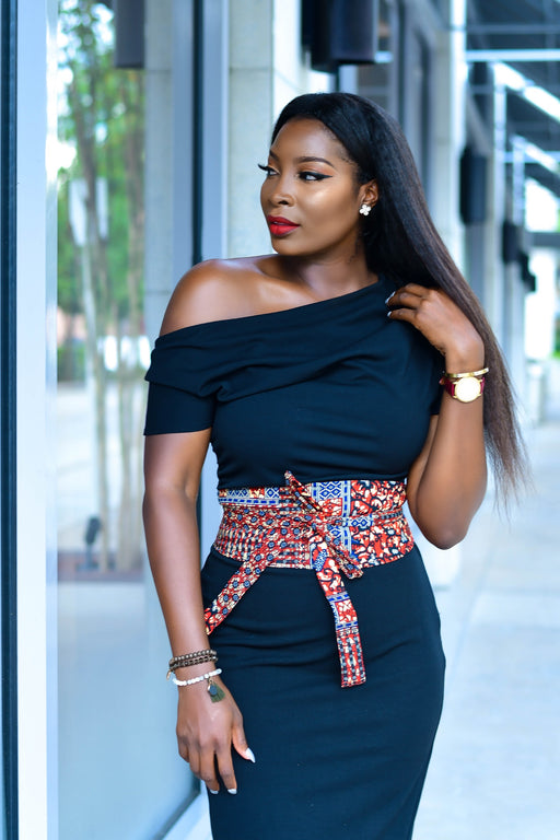 Ayo Obi Wrap Belt | Accessories | Flair By Ashi