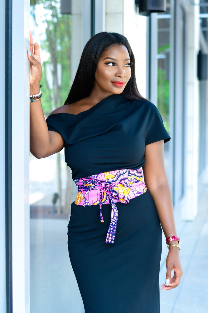 Rume Obi Wrap Belt | Accessories | Flair By Ashi