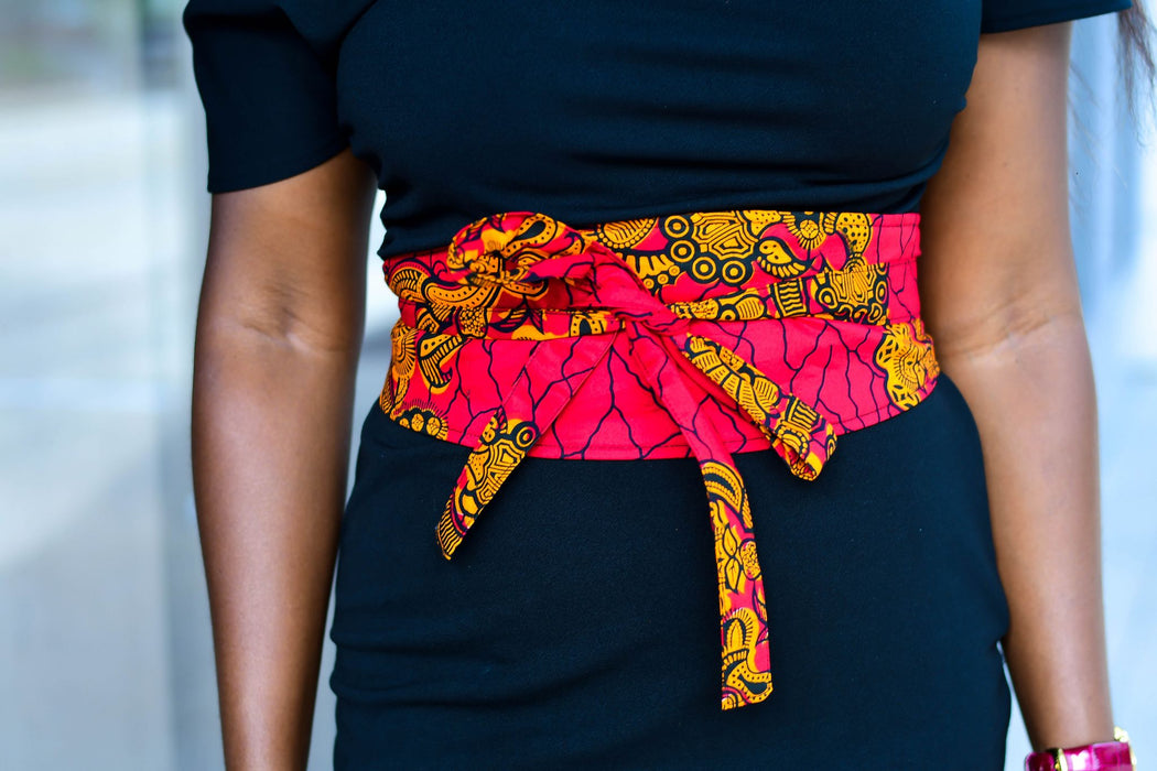 Simi Obi Wrap Belt | Accessories | Flair By Ashi